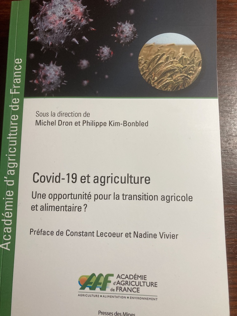 An opportunity for the agricultural and food transition?